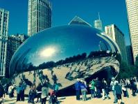Enjoying Chicago
